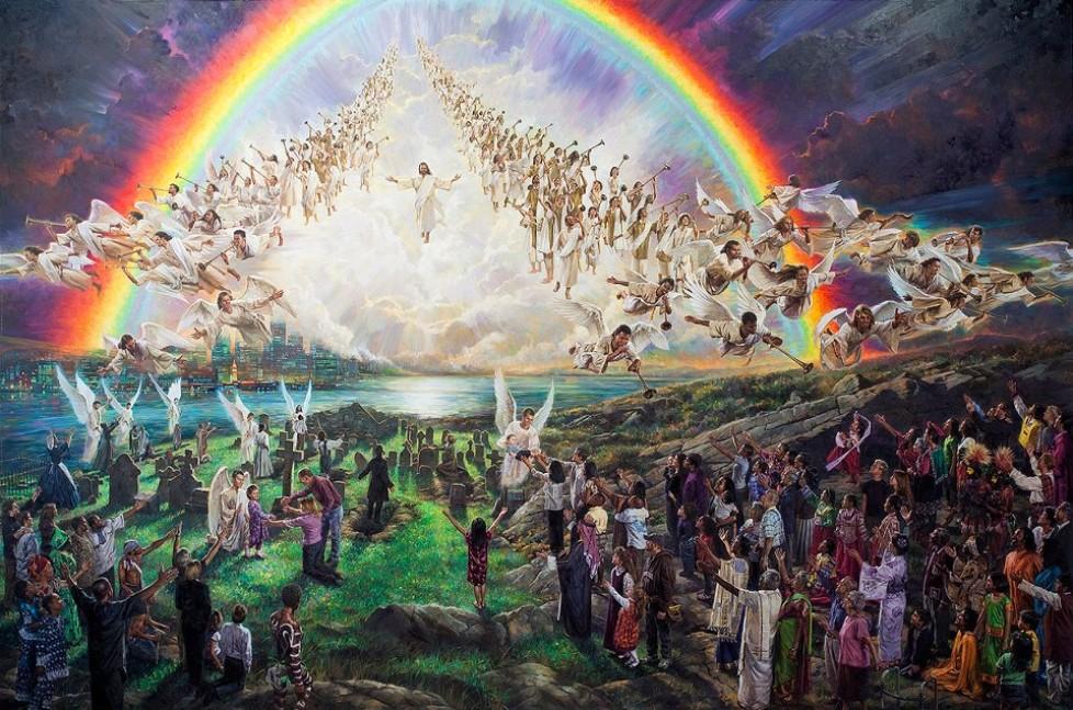 JESUS IS COMING VERY SOON